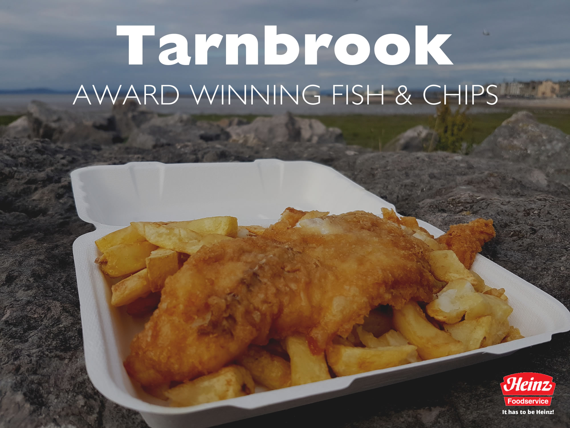 Tarnbrook Award Winning Fish and Chips